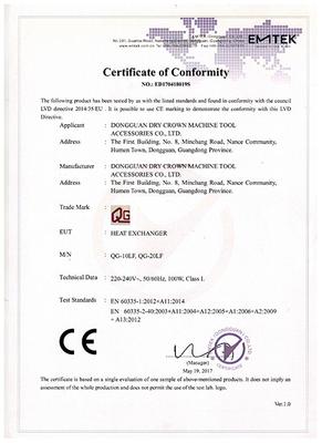 凯时平台官网CE认证